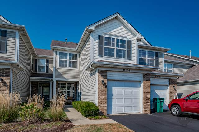 24086 Pear Tree Circle #6, Plainfield, IL 60585 (MLS #11245020) :: Suburban Life Realty