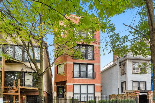 1512 N Sedgwick Street #3, Chicago, IL 60610 (MLS #11245064) :: Touchstone Group