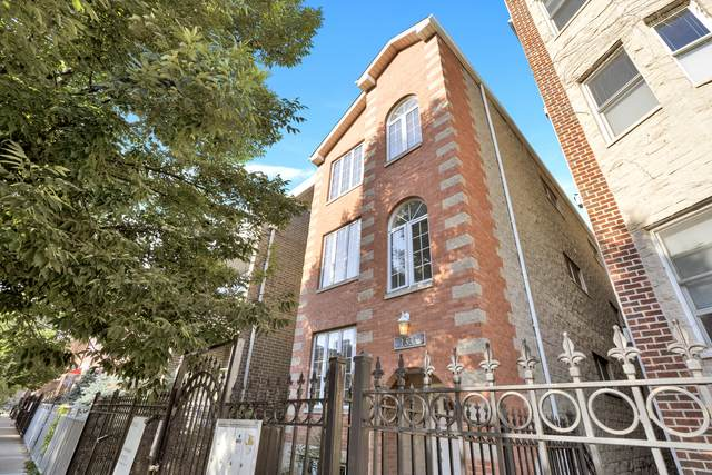 1333 N Bosworth Avenue #2, Chicago, IL 60642 (MLS #11245066) :: Touchstone Group