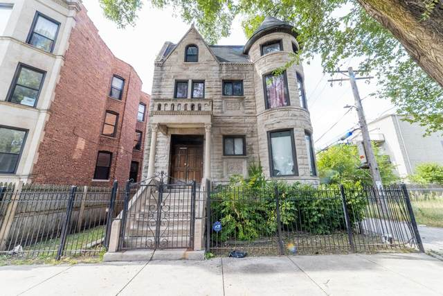 6018 S Rhodes Avenue, Chicago, IL 60637 (MLS #11245074) :: John Lyons Real Estate