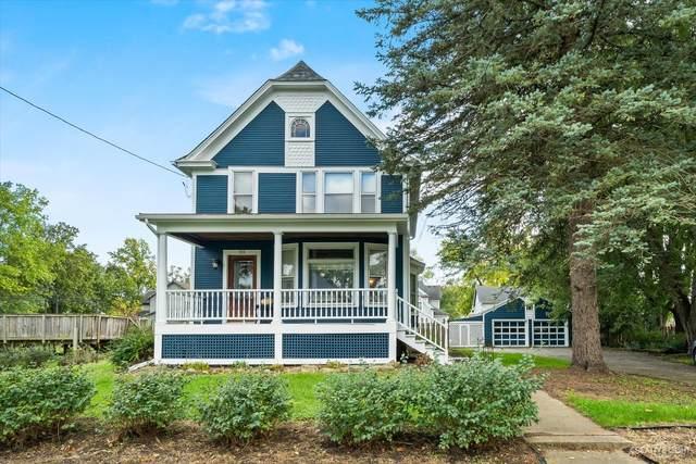 335 E Market Street, Somonauk, IL 60552 (MLS #11245115) :: John Lyons Real Estate
