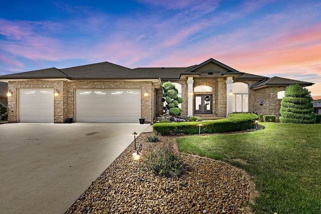 1373 S Argyle Lane, Bourbonnais, IL 60914 (MLS #11245144) :: John Lyons Real Estate