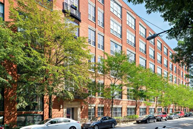 1735 N Paulina Street #419, Chicago, IL 60622 (MLS #11245150) :: The Wexler Group at Keller Williams Preferred Realty