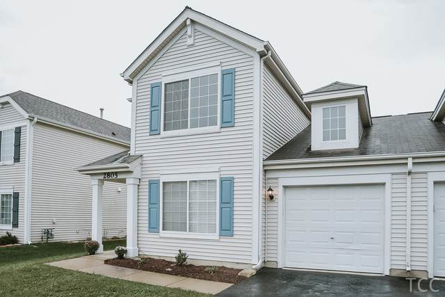 2805 Providence Lane, Montgomery, IL 60538 (MLS #11245171) :: Jacqui Miller Homes