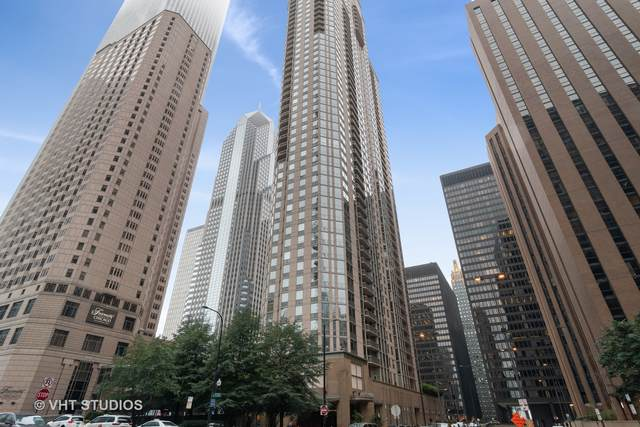 222 N Columbus Drive #605, Chicago, IL 60601 (MLS #11245200) :: Littlefield Group
