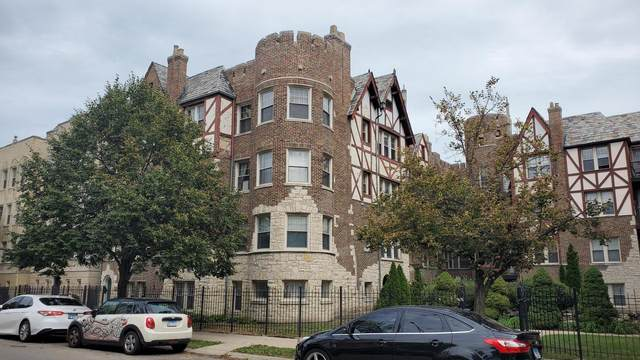 5721 N Kimball Avenue 2N, Chicago, IL 60659 (MLS #11245218) :: The Wexler Group at Keller Williams Preferred Realty