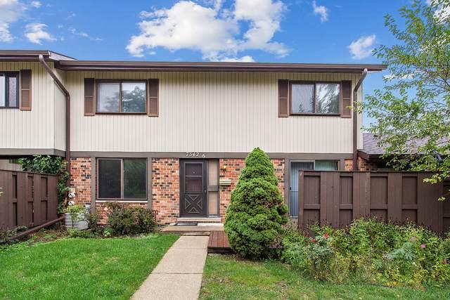 7342 Winthrop Way #6, Downers Grove, IL 60516 (MLS #11245227) :: John Lyons Real Estate