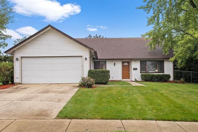 5316 Arlington Circle, Hanover Park, IL 60133 (MLS #11245250) :: John Lyons Real Estate