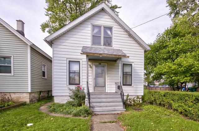 921 N Broadway Street, Joliet, IL 60435 (MLS #11245267) :: Janet Jurich