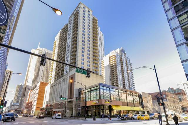 630 N State Street #1708, Chicago, IL 60654 (MLS #11245268) :: Touchstone Group