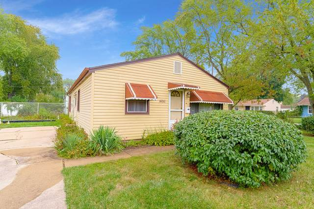 14011 S Finley Avenue, Robbins, IL 60472 (MLS #11245276) :: Littlefield Group
