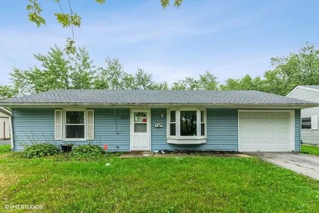 4507 Windsor Court, Richton Park, IL 60471 (MLS #11245291) :: John Lyons Real Estate