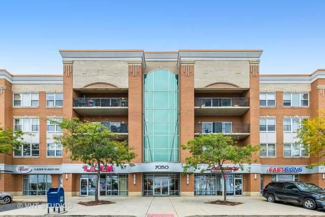 7050 183rd Street #207, Tinley Park, IL 60477 (MLS #11245308) :: Littlefield Group