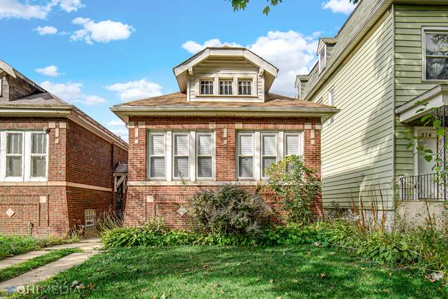 516 W 117th Street, Chicago, IL 60628 (MLS #11245310) :: Littlefield Group