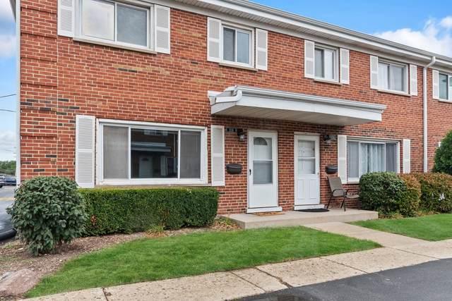 1118 N Boxwood Drive, Mount Prospect, IL 60056 (MLS #11245327) :: John Lyons Real Estate