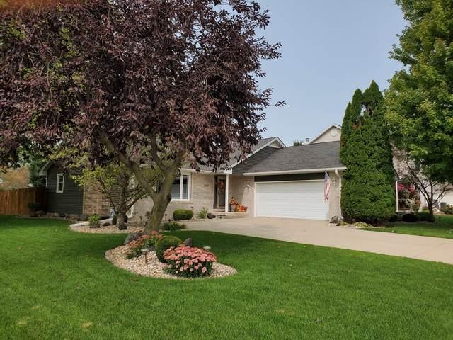 1027 King Arthur Lane, Bourbonnais, IL 60914 (MLS #11245355) :: John Lyons Real Estate