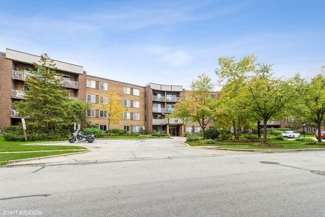 909 E Kenilworth Avenue #403, Palatine, IL 60067 (MLS #11245383) :: Janet Jurich