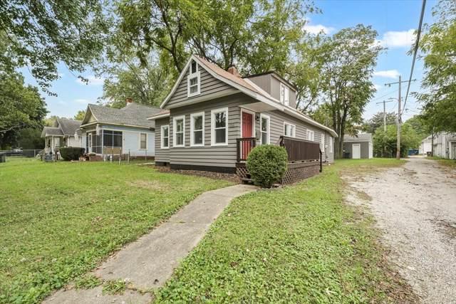 105 S Poplar Street, Urbana, IL 61802 (MLS #11245400) :: Littlefield Group