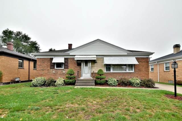 11152 Shelley Street, Westchester, IL 60154 (MLS #11245405) :: Ryan Dallas Real Estate