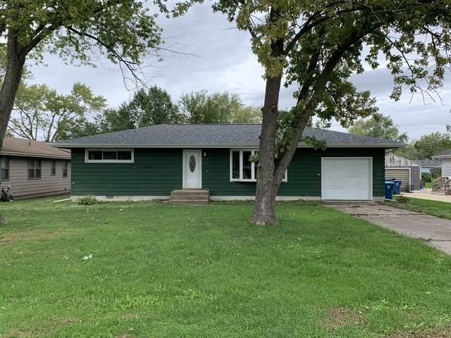 214 W North Street, Dwight, IL 60420 (MLS #11245473) :: Janet Jurich