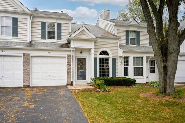 1525 Crab Tree Drive, Westmont, IL 60559 (MLS #11245526) :: John Lyons Real Estate