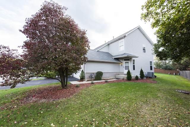 1237 Grand Boulevard, Romeoville, IL 60446 (MLS #11245569) :: John Lyons Real Estate