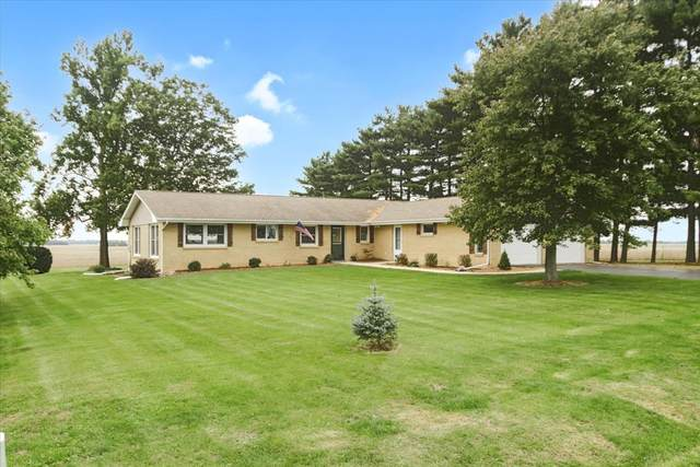 9919 E 1200 North Road, Bloomington, IL 61705 (MLS #11245646) :: John Lyons Real Estate
