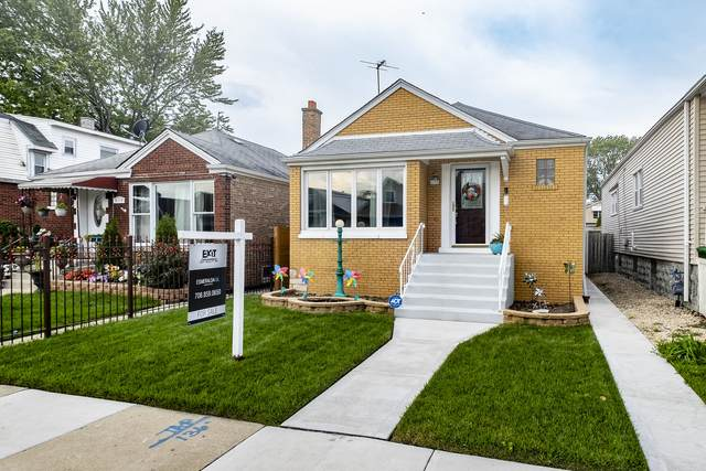 6112 S Kilbourn Avenue, Chicago, IL 60629 (MLS #11245661) :: John Lyons Real Estate