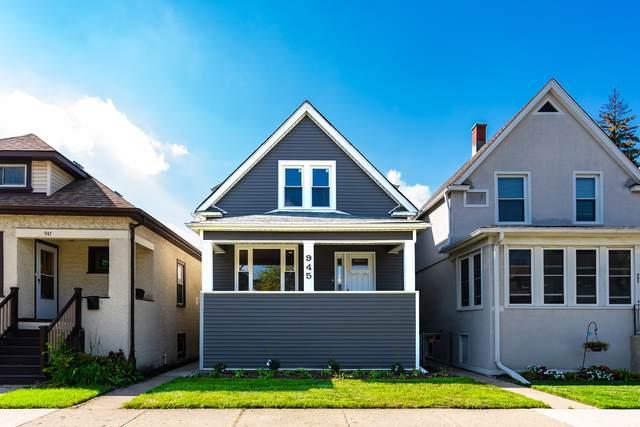 945 Thomas Avenue, Forest Park, IL 60130 (MLS #11245664) :: John Lyons Real Estate