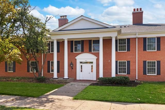 540 Devonshire Lane #12, Crystal Lake, IL 60014 (MLS #11245670) :: John Lyons Real Estate
