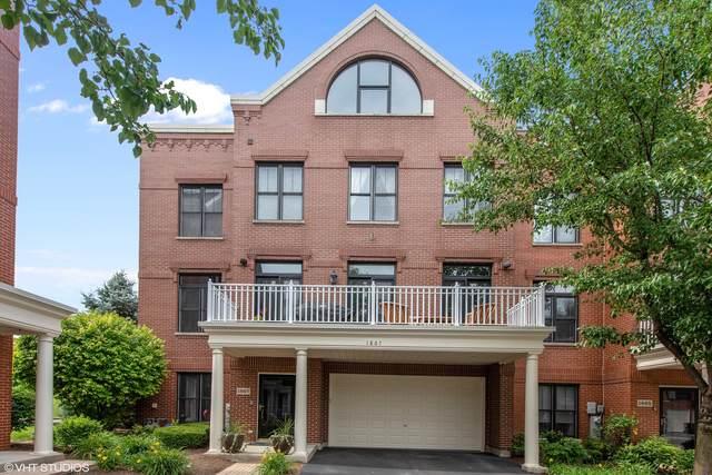1867 Admiral Court, Glenview, IL 60026 (MLS #11245763) :: John Lyons Real Estate