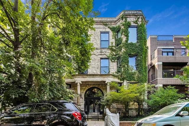 4040 N Kenmore Avenue 3N, Chicago, IL 60613 (MLS #11245784) :: Touchstone Group