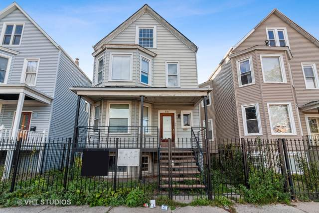 2146 N Hamlin Avenue, Chicago, IL 60647 (MLS #11245793) :: Touchstone Group