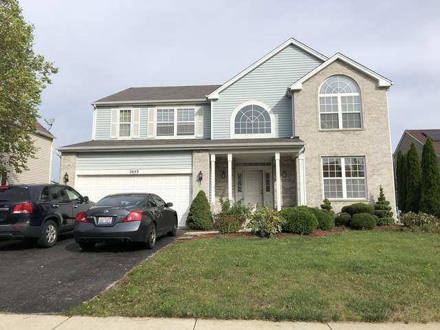 7653 Springbrook Drive, Plainfield, IL 60586 (MLS #11245822) :: Littlefield Group