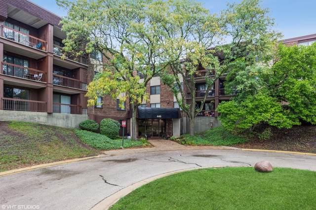 440 Raintree Court 1A, Glen Ellyn, IL 60137 (MLS #11245846) :: Littlefield Group
