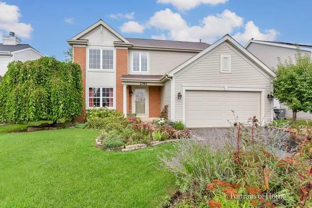 2762 Providence Lane, Montgomery, IL 60538 (MLS #11245857) :: John Lyons Real Estate