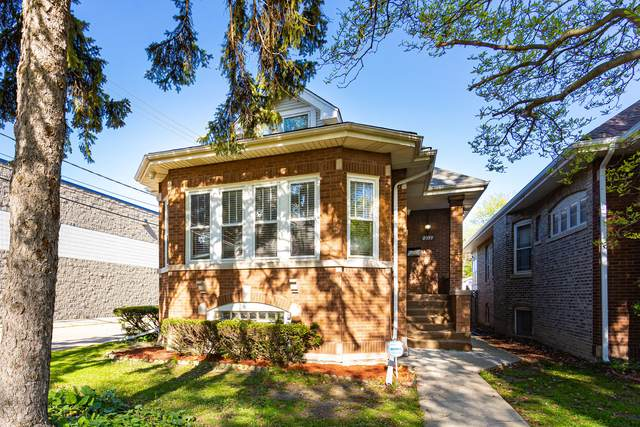 2359 N Newcastle Avenue, Chicago, IL 60707 (MLS #11245859) :: The Wexler Group at Keller Williams Preferred Realty