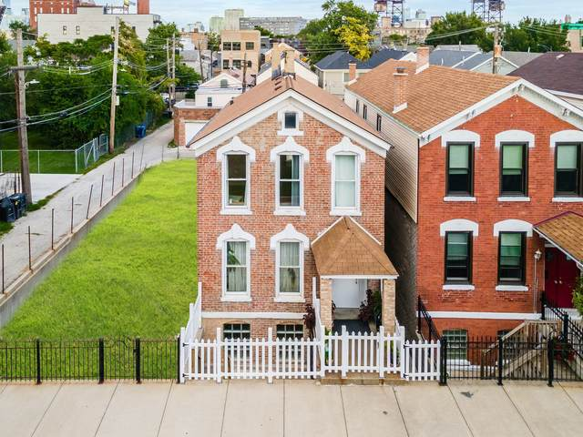 1815 S Ruble Street, Chicago, IL 60616 (MLS #11245888) :: Angela Walker Homes Real Estate Group