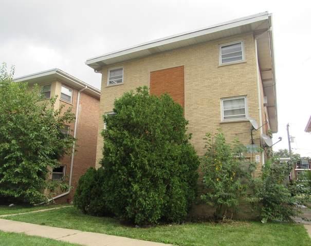 14143 S Tracy Avenue, Riverdale, IL 60827 (MLS #11245897) :: John Lyons Real Estate