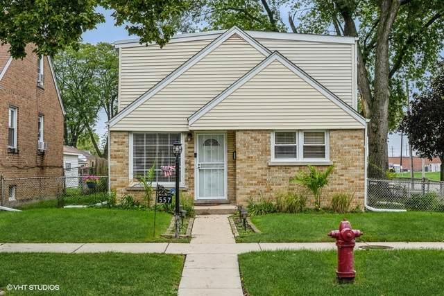 557 48th Avenue, Bellwood, IL 60104 (MLS #11245926) :: Littlefield Group