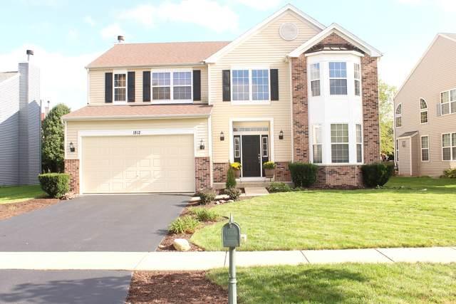 1812 Springside Drive, Plainfield, IL 60586 (MLS #11245957) :: Littlefield Group