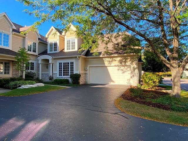 2363 Woodglen Drive #2363, Aurora, IL 60502 (MLS #11245970) :: John Lyons Real Estate
