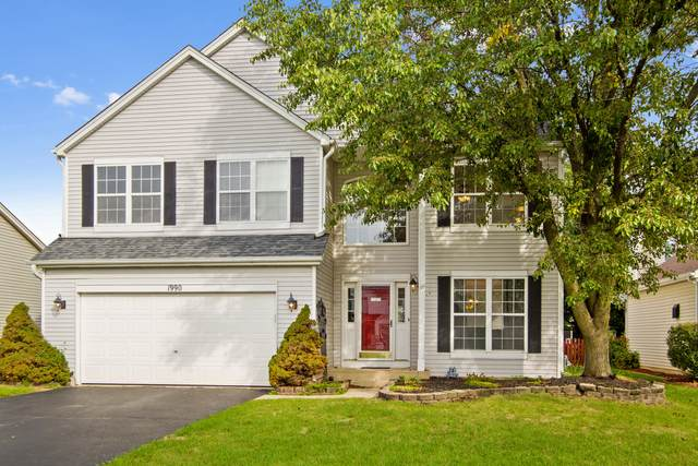 1990 Rosehill Court, Romeoville, IL 60446 (MLS #11245997) :: The Wexler Group at Keller Williams Preferred Realty