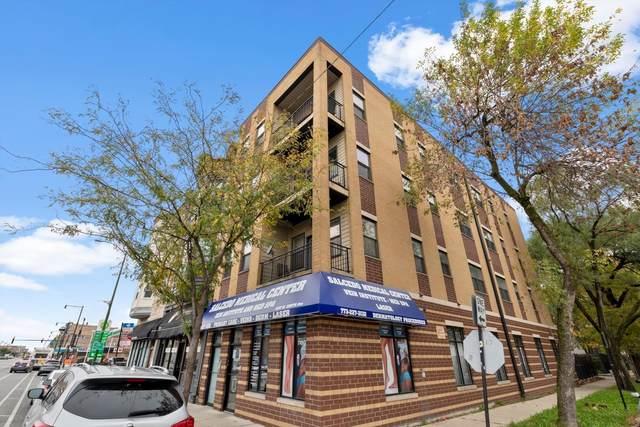 3132 W North Avenue #3, Chicago, IL 60647 (MLS #11246062) :: Touchstone Group