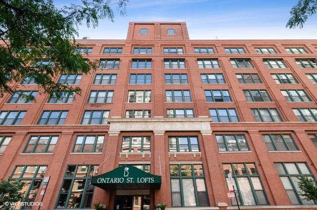 411 W Ontario Street #601, Chicago, IL 60654 (MLS #11246095) :: Lux Home Chicago
