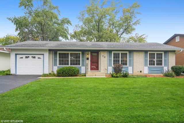 76 Braemar Drive, Elk Grove Village, IL 60007 (MLS #11246156) :: John Lyons Real Estate