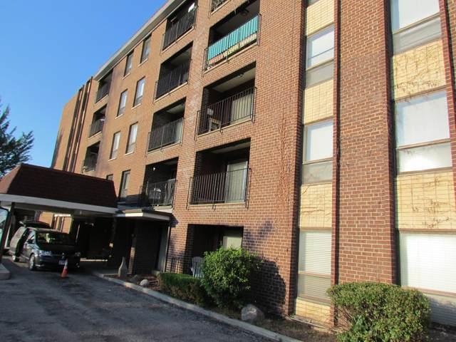 6330 Lincoln Avenue 5L, Morton Grove, IL 60053 (MLS #11246201) :: Littlefield Group