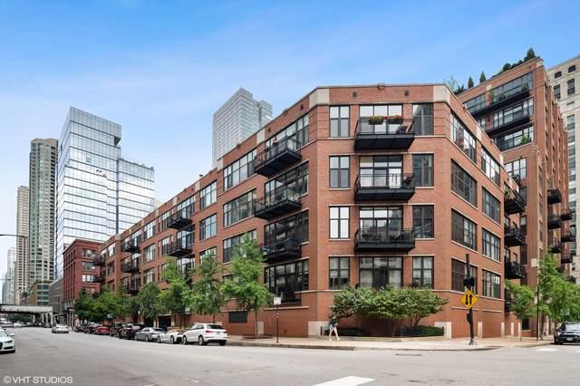 333 W Hubbard Street #1012, Chicago, IL 60654 (MLS #11246216) :: Lux Home Chicago