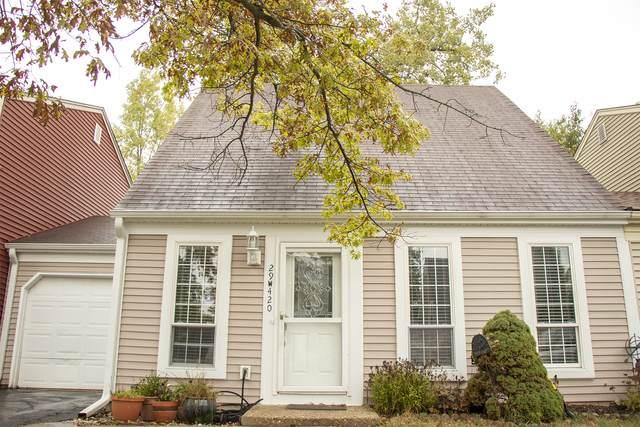 29W420 Butternut Lane, Warrenville, IL 60555 (MLS #11246229) :: John Lyons Real Estate