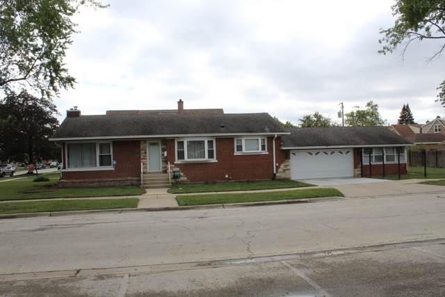 9000 S Albany Avenue, Evergreen Park, IL 60805 (MLS #11246251) :: John Lyons Real Estate